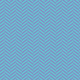 Fundo de Chevron Patern sem emenda descascado azul Projeto gráfico da forma geométrica Ilustração do vetor Te abstrato à moda mod Imagem de Stock