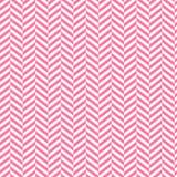 Fundo de Chevron Vermelho e patern sem emenda descascado branco Projeto gráfico da forma geométrica Ilustração do vetor À moda mo Foto de Stock Royalty Free