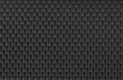 Fundo de couro cinzento da textura Fotos de Stock