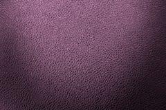 Fundo de couro da textura para a forma, a mobília ou o interior Fotografia de Stock