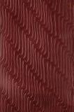 Fundo de couro vermelho Imagem de Stock