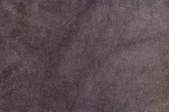 Fundo de couro vermelho da textura de Brown Foto de Stock Royalty Free