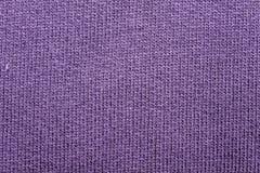 Fundo de despedida do país do saco lilás chiffon do algodão da textura foto de stock royalty free