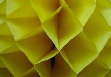 Fundo de dobramento de papel da textura Foto de Stock Royalty Free