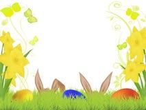 Fundo de Easter Foto de Stock
