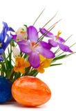 Fundo de Easter. Imagens de Stock