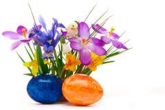 Fundo de Easter. Foto de Stock Royalty Free