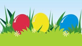 Fundo de Easter Fotos de Stock Royalty Free