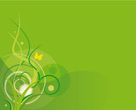 Fundo de Eco Foto de Stock Royalty Free