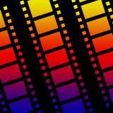 Fundo de Filmstrip fotos de stock