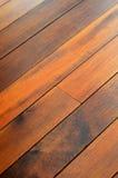 Fundo de Floorboards de madeira Imagem de Stock