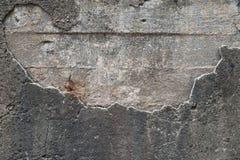 Fundo de Gray Concrete com camada em parte breakaway imagem de stock