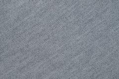 Fundo de Gray Fabric With Pattern Texture fotografia de stock