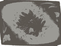 Fundo de Grunge. Ilustração do vetor Fotografia de Stock Royalty Free