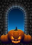 Fundo de Halloween ilustração stock
