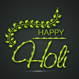 Fundo de Holi Imagem de Stock Royalty Free