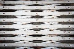 Fundo de Horizentol da porta do ferro Foto de Stock