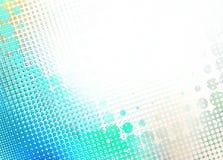 Fundo de intervalo mínimo abstrato Fotografia de Stock