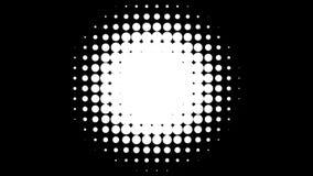 Fundo de intervalo mínimo abstrato Laço sem emenda ilustração stock