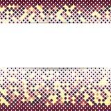 Fundo de intervalo mínimo colorido Ilustração do Vetor