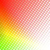 Fundo de intervalo mínimo colorido abstrato Imagens de Stock