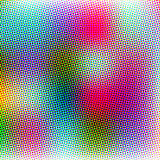 Fundo de intervalo mínimo colorido do estilo abstrato do grunge Fotografia de Stock