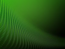 Fundo de intervalo mínimo dos círculos verdes abstratos foto de stock royalty free