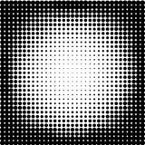 Fundo de intervalo mínimo A reticulação pontilha o quadro ilustração abstrata do vetor ilustração stock