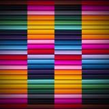 Fundo de lápis coloridos Fotos de Stock Royalty Free