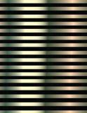 Fundo de linhas pretas e metalizado Imagens de Stock
