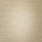 Fundo de linho claro da textura com vinheta Imagens de Stock Royalty Free