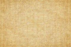 Fundo de linho sem emenda de cor castanha da textura ou do vintage fotos de stock