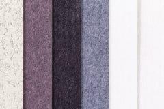 Fundo de listras verticais da paralela colorida do papel Fotos de Stock