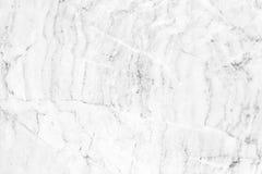 Fundo de mármore branco Fotografia de Stock