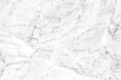 Fundo de mármore branco Imagens de Stock