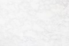 Fundo de mármore branco da textura (de alta resolução) Imagens de Stock