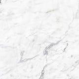Fundo de mármore branco da textura (de alta resolução) Fotografia de Stock