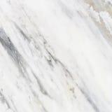 Fundo de mármore branco da textura (de alta resolução) Fotos de Stock Royalty Free