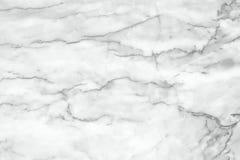 Fundo de mármore branco da textura Projeto de mármore do teste padrão dos interiores Imagem de Stock
