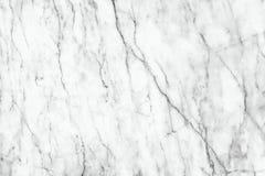 Fundo de mármore branco da textura Projeto de mármore do teste padrão dos interiores Imagens de Stock