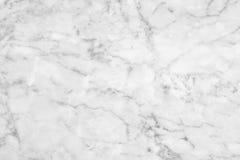 Fundo de mármore branco da textura Projeto de mármore do teste padrão dos interiores Foto de Stock Royalty Free