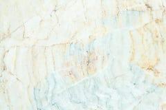 Fundo de mármore da textura do teste padrão Fotos de Stock