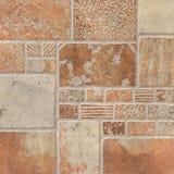 Fundo de mármore da textura do tijolo Fotografia de Stock