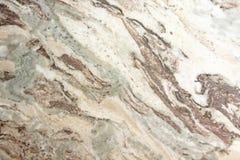 Fundo de mármore da textura Papel de parede de pedra de mármore bege e verde abstrato, textura, fundo imagem de stock royalty free