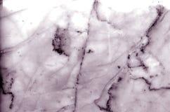 Fundo de mármore natural cinzento e branco da textura do teste padrão Fotos de Stock
