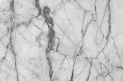fundo de mármore natural preto e branco da textura do teste padrão Foto de Stock Royalty Free