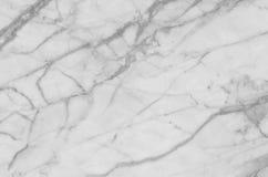fundo de mármore natural preto e branco da textura do teste padrão Imagens de Stock Royalty Free