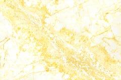 Fundo de m?rmore da textura do ouro branco com vista de alta resolu??o, superior da pedra natural das telhas no teste padr?o luxu fotografia de stock