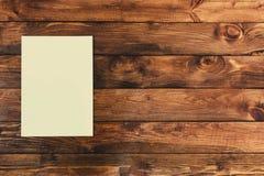 Fundo de madeira 2 Imagens de Stock