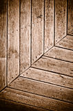 Fundo de madeira abstrato Fotografia de Stock